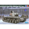 Hobby Boss maquette militaire 84814 KV-1 Lightweight Cast 1/48