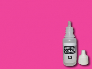 Vallejo Peinture Acrylique Model Color 70735 Magenta fluorescent 17ml