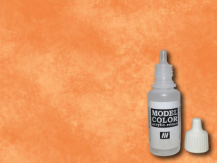 Vallejo Peinture Acrylique Model Color 70831 Patine Ocre RLM27 17ml