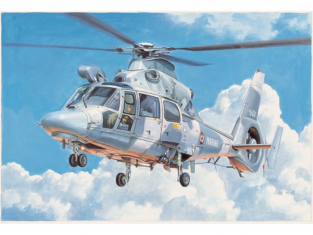 "Trumpeter maquettes HELICOPTERE 05108 AS565 ""PANTHER"" MARINE NATIONALE 2015 1/35"
