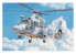 """Trumpeter maquettes HELICOPTERE 05108 AS565 """"PANTHER"""" MARINE NATIONALE 2015 1/35"""