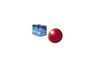 peinture revell Aqua 330 rouge feu satiné
