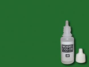 Vallejo Peinture Acrylique Model Color 70850 Vert olive moyen FS34151 17ml