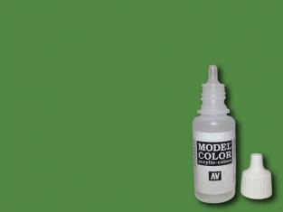 Vallejo Peinture Acrylique Model Color 70833 Camouflage Allemand vert clair RAL6025 17ml