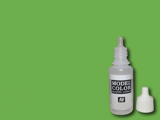 Vallejo Peinture Acrylique Model Color 70827 Vert citron 17ml