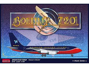 "Roden maquette avion 318 BOEING 720 ""CAESAR S CHARIOT"" 1/144"