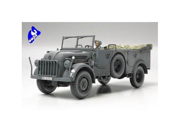Tamiya maquette militaire 32549 German Steyr Type 1500A/01 1/48