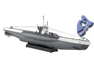 Revell maquette bateau 5093 U-BOOT TYPE VII C 1/350