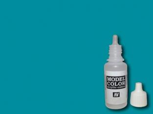 Vallejo Peinture Acrylique Model Color 70966 Turquoise 17ml