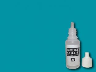 Vallejo Peinture Acrylique Model Color 70840 Turquoise clair 17ml