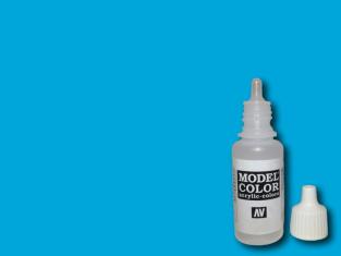 Vallejo Peinture Acrylique Model Color 70844 Bleu ciel profond FS35250 17ml