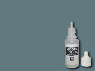 Vallejo Peinture Acrylique Model Color 70903 Bleu US FS35164 - RAL7031 17ml