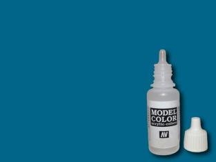 Vallejo Peinture Acrylique Model Color 70963 Bleu moyen RLM24 17ml