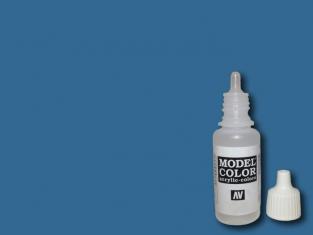 Vallejo Peinture Acrylique Model Color 70962 Bleu mat FS35180 17ml