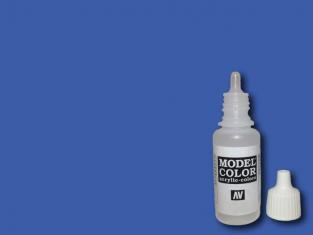Vallejo Peinture Acrylique Model Color 70839 Bleu Outre Mer 17ml