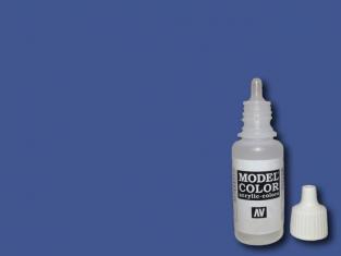 Vallejo Peinture Acrylique Model Color 70809 Bleu roi 17ml