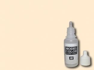 Vallejo Peinture Acrylique Model Color 70928 Chair claire FS31670 17ml