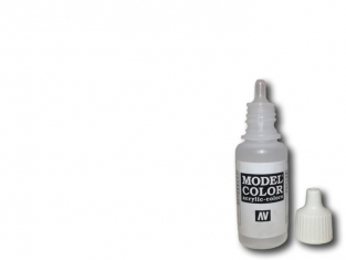 Vallejo Peinture Acrylique Model Color 70919 Base blanche 17ml
