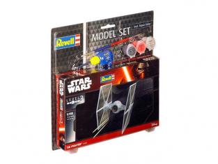 Revell maquete coffret 63605 Model Set TIE Fighter 1/110