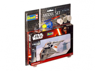 Revell maquete coffret 63604 Model Set Snowspeeder 1/52