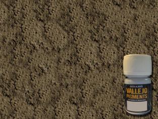 Vallejo pigments 73109 Ombre naturelle 35ml