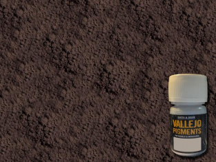 Vallejo pigments 73110 Ombre calcinée 35ml