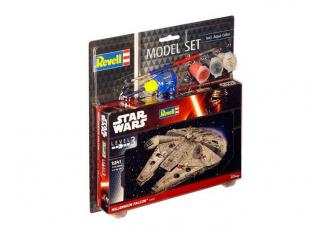 Revell maquete coffret 63600 Model Set Millennium Falcon 1/241