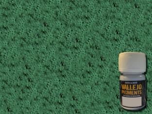 Vallejo pigments 73112 Vert oxyde de Chrome 35ml