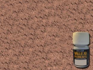 Vallejo pigments 73118 Rouille récente 35ml