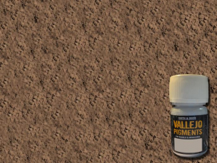 Vallejo pigments 73120 Rouille ancienne 35ml