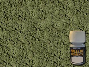 Vallejo pigments 73122 Vert olive fade 35ml
