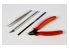Artesania Outillage 27050-1 Set d'outils pour maquettes en plastique