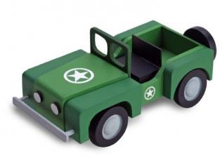 Artesania Latina maquette bois 30510 Jeep 4x4 Mon premier kit en bois