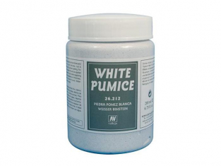 Vallejo 26212 Texture pierre ponce blanche 200ml
