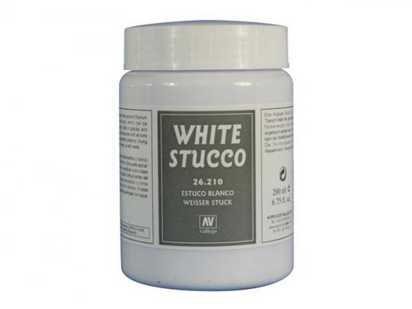 Vallejo 26210 Texture Blanc stuc 200ml