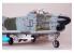 Kitty Hawk maquette avion KH32008 NORTH AMERICAN F-86K SABRE DOG ARMEE DE L AIR 1957 1/32