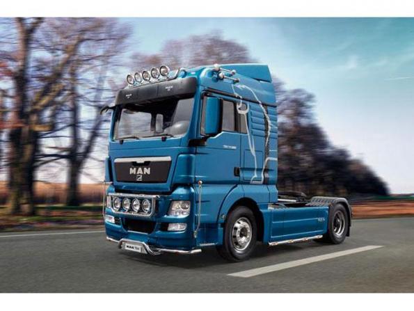 Revell maquette camion 07426 MAN TGX XLX 1/24