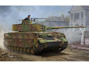 Trumpeter maquette militaire 00921 CHAR MOYEN ALLEMAND PzKpfw IV Ausf J 1943 1/16