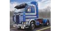 Italeri maquette camion 3910 Scania 143M Topline 4x2 1/24