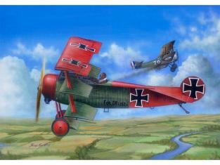 Merit maquette avion 62403 FOKKER Dr.1 TRIPLAN 1917 1/24