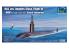 Riich Models maquette sous-marin 28007 USS LOS ANGELES CLASS III (688 Amélioré) 1/350