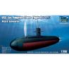 Riich Models maquette sous-marin 28006 USS LOS ANGELES CLASS II (VLS) Sous Marin D'attaque US NAVY 1990 1/350