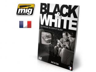 MIG magazine 6018 Black & White en Français