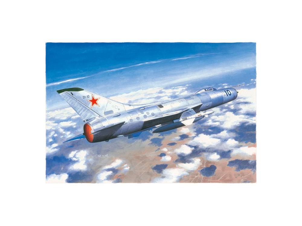 TRUMPETER 02898 1:48th échelle Soviétique SUKHOI Su-11 FISHPOT
