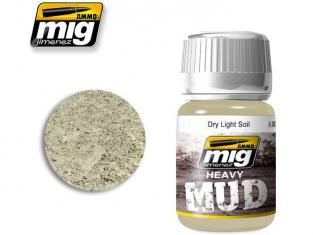 MIG Boue 1700 Sol sec et léger 35ml