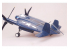 Kitty Hawk maquette avion KH80135 VOUGHT XF5U-1 FLYING FLAPJACK 1/48