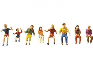 Faller 153051 Jeu de figurines pour fête foraine II HO