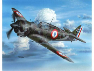 Special Hobby maquette avion 32063 BLOCH MB.152C1 1940 1/32