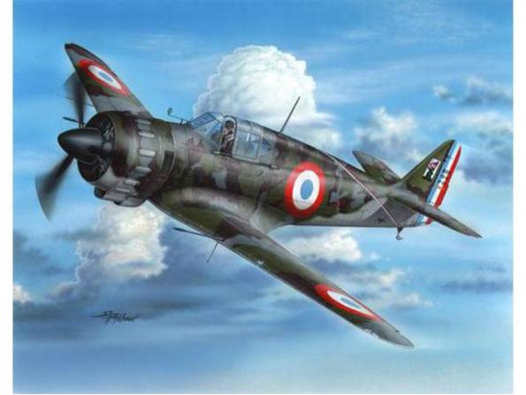 Special Hobby maquette avion 32063 BLOCH MB.152C1 1940 1/32
