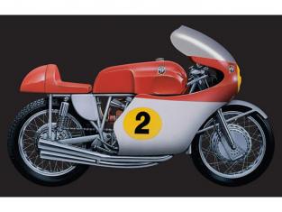 Italeri maquette moto 4630 MV Agusta 500 1964 1/9